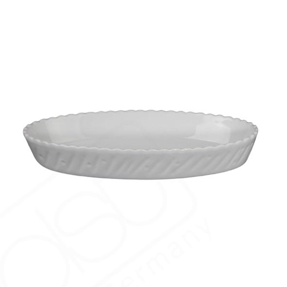 """Auflauf- & Backform oval 28 x 16 cm """"Toscana"""""""