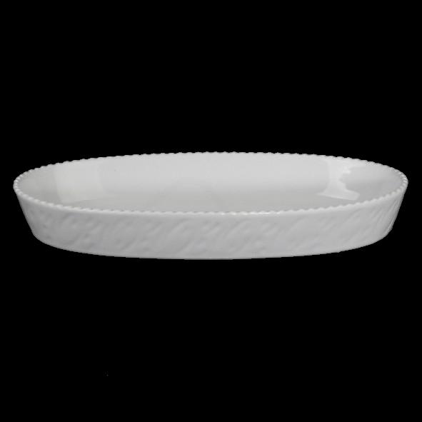 """Auflauf- & Backform oval 36 x 19 cm """"Toscana"""""""