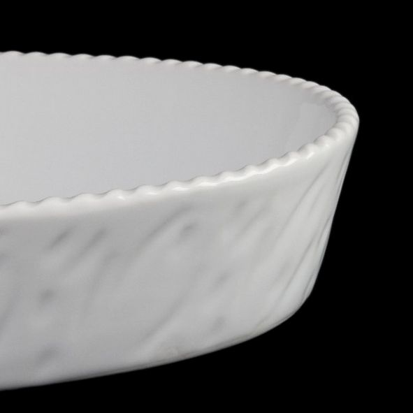 """Auflauf- & Backform oval 42 x 24 cm """"Toscana"""" (**)"""