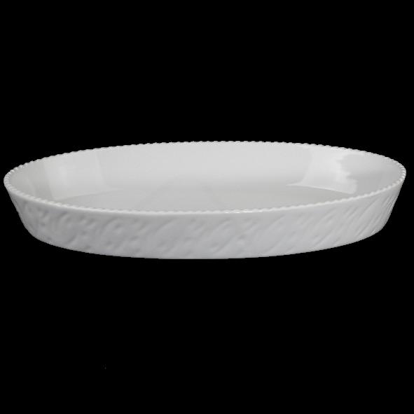 """Auflauf- & Backform oval 42 x 24 cm """"Toscana"""""""