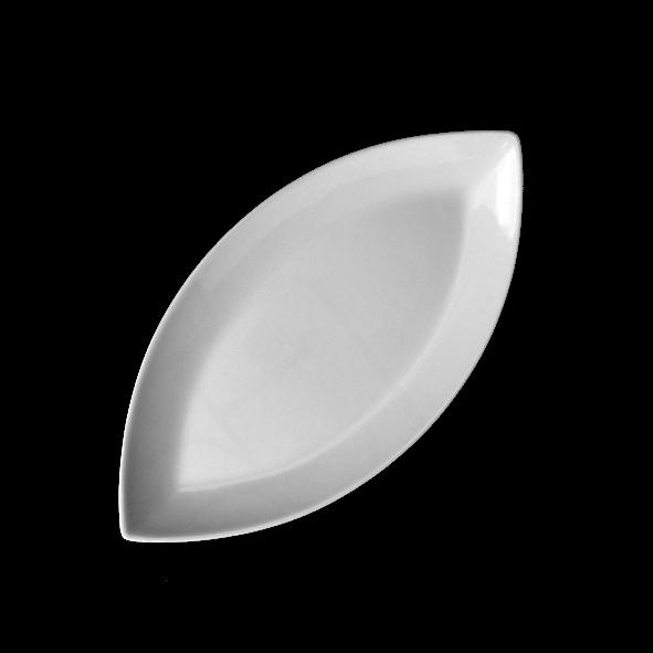 "Platte oval 30 x 15 cm Schiffchenform ""Bateau"""