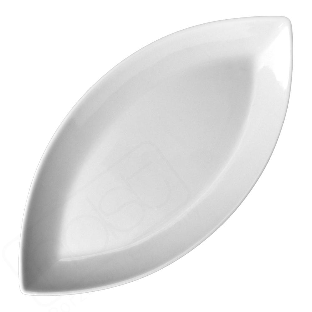 "Platte oval 55 x 27 cm Schiffchenform ""Bateau"""