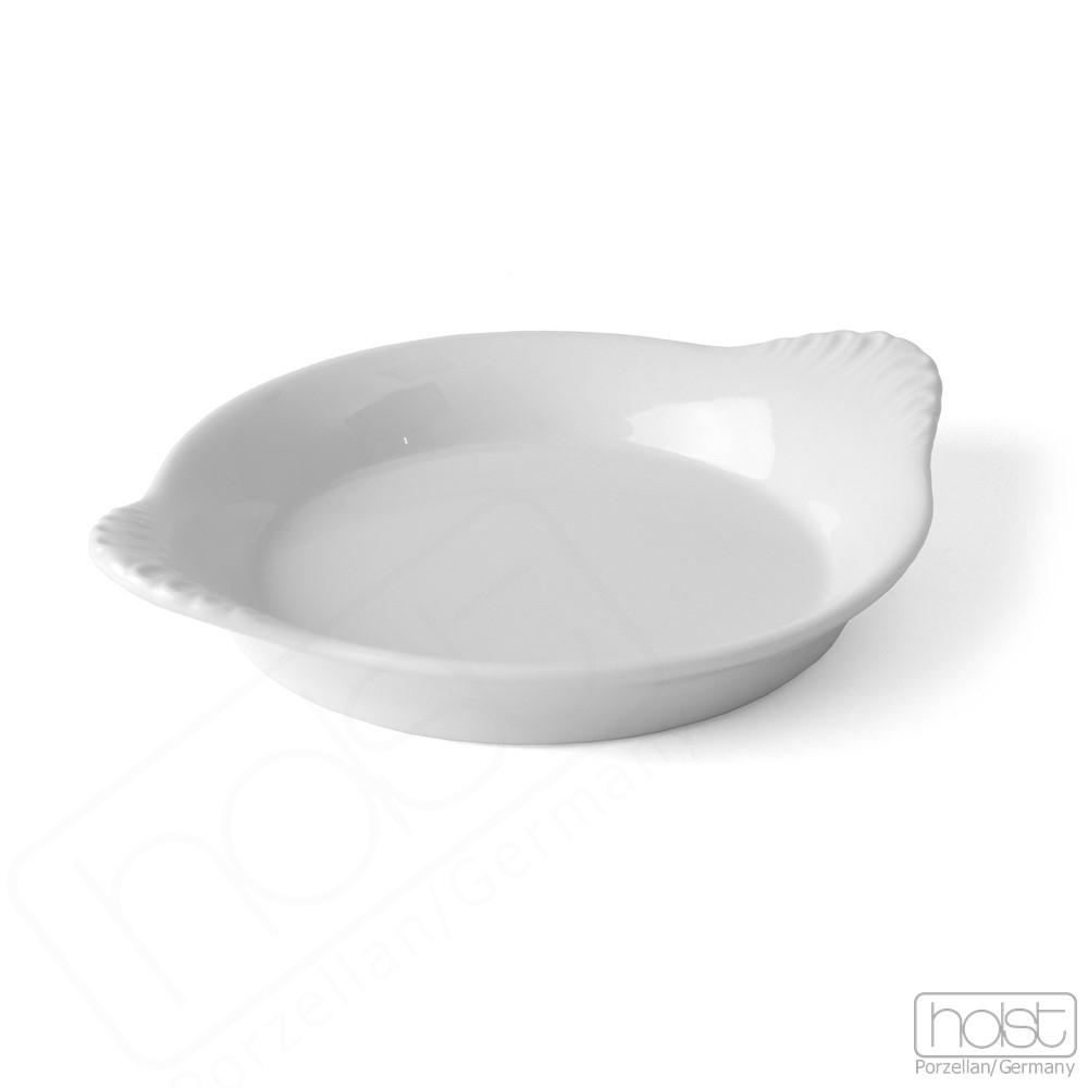 """Laffenschale 15 cm m. Flammenrelief """"Crème Brûlée"""""""