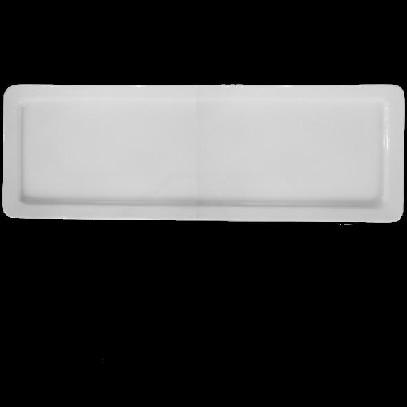 Gastronorm GN-Platte 20 mm GN 2/4