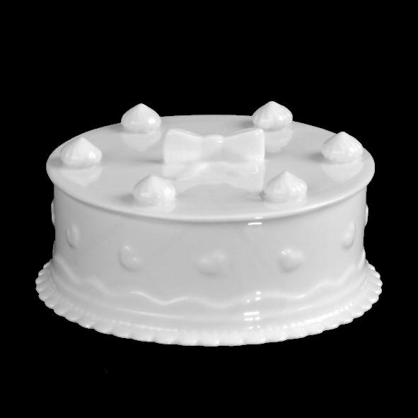 Wedding cake can 16,5 cm