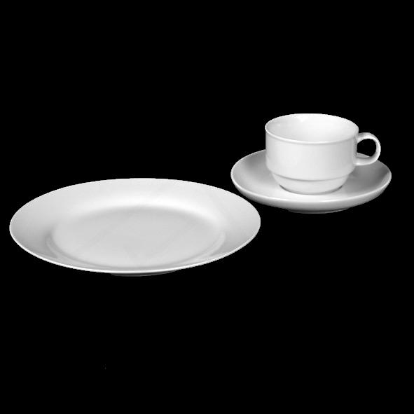"Kaffeegedeck ""BL Smart"" 3-tlg."