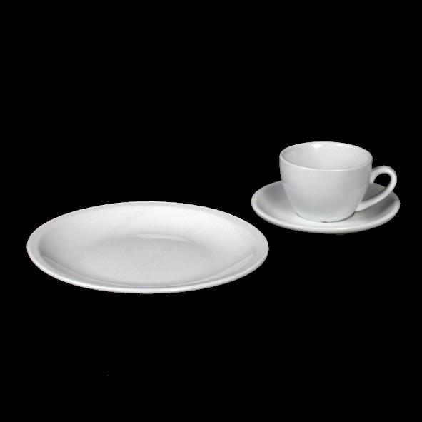 """Kaffeegedeck """"Classico"""" & """"Katja"""" 3-tlg. (**)"""