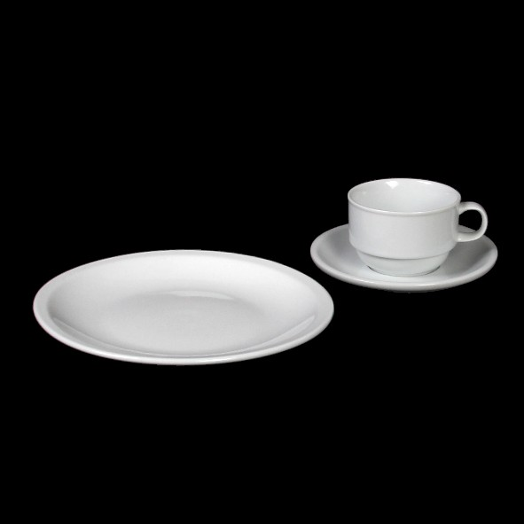 """Kaffeegedeck """"Smart"""" & """"Katja"""" 3-tlg. (**)"""