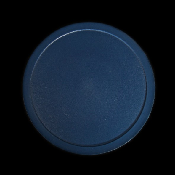 kunststoffdeckel blau f r systemschale rund 0 37 l kaufen
