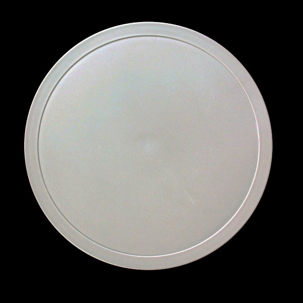 Schale 0,80 l stapelbar mit Deckel grau