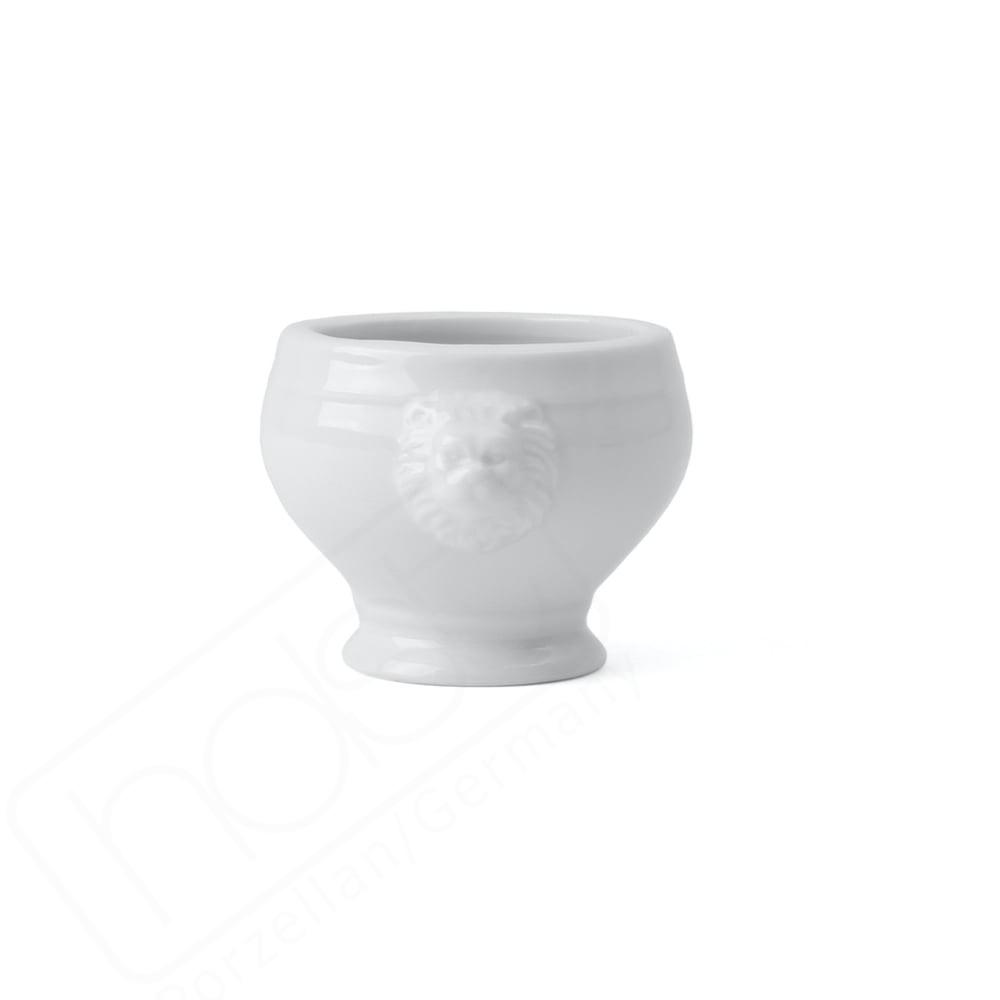 """Porzellanvase """"Löwenkopf""""  6,5 cm"""