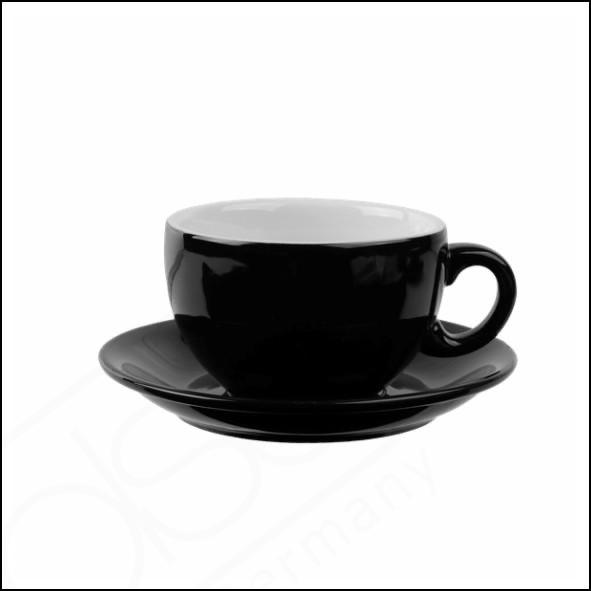 "Milchkaffeetasse ""Palermo"" 0,35 l mit UTA 116 S"