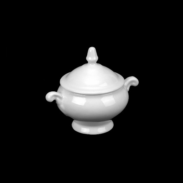 Miniature tureen with lid 0,12 l