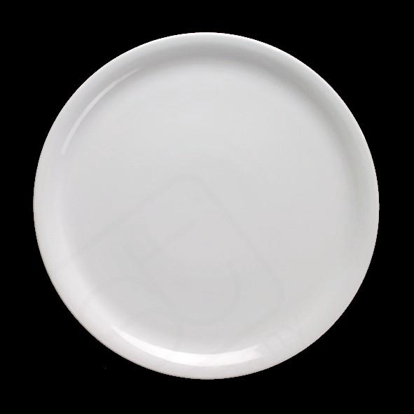"Pizzateller 28 cm ""Po 'di fame"" (**)"