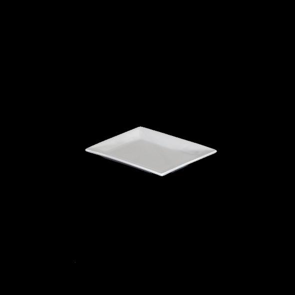 Square plate ''Hong Kong'' 12,5 x 8,5 cm