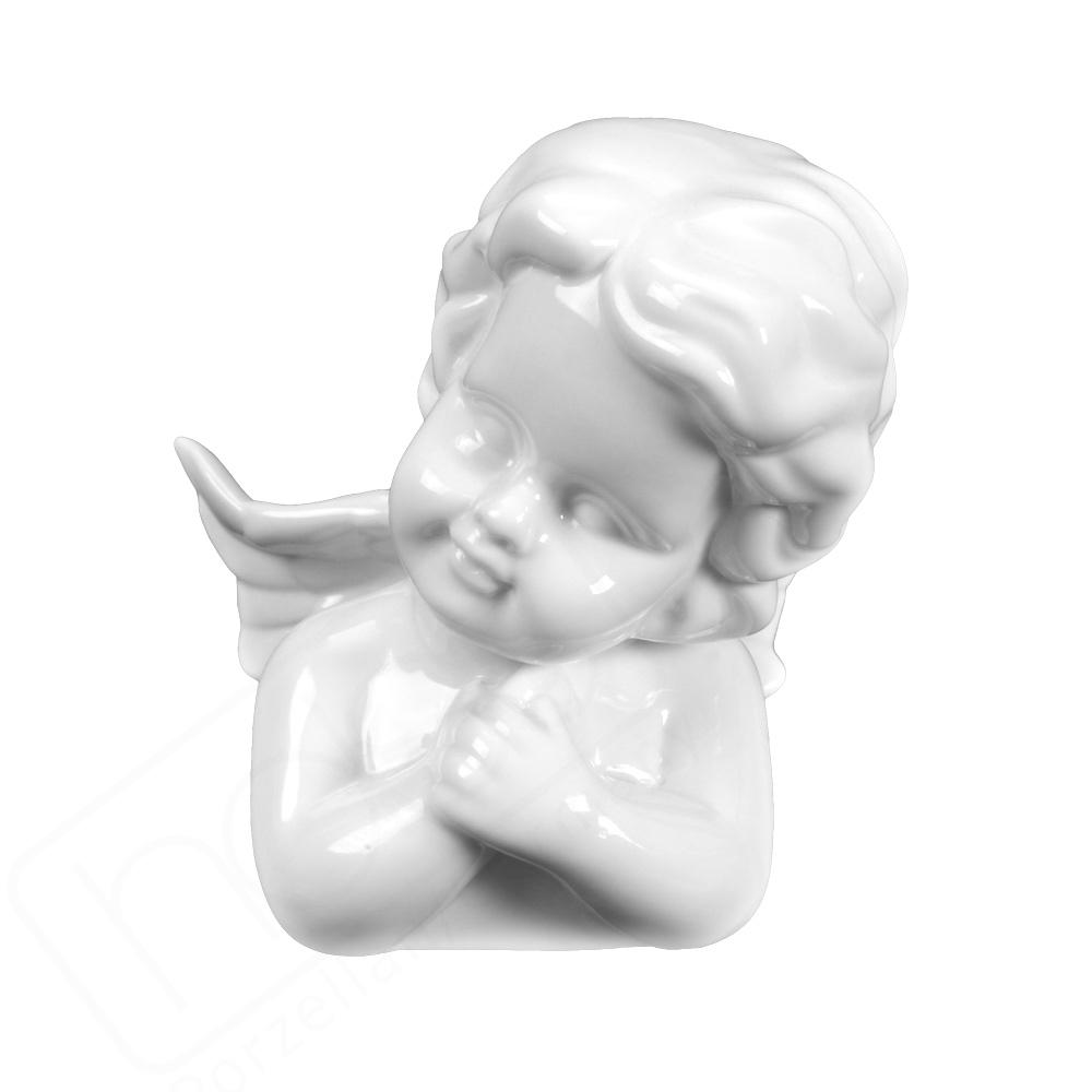 "Porzellanfigur Engel ""Spitzbub"" (**)"