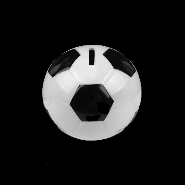 """Porzellan Spardose """"Fussball"""" (**)"""