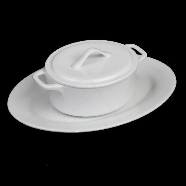Suppen- & Eintopf Servierset 0,65 l 29 x 21 cm