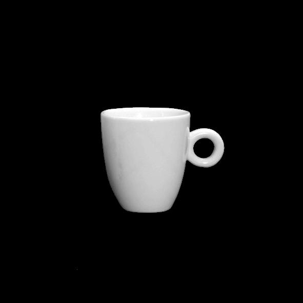 """Espresso-Doppio-Tasse """"Rondo"""" 0,15 l (**)"""