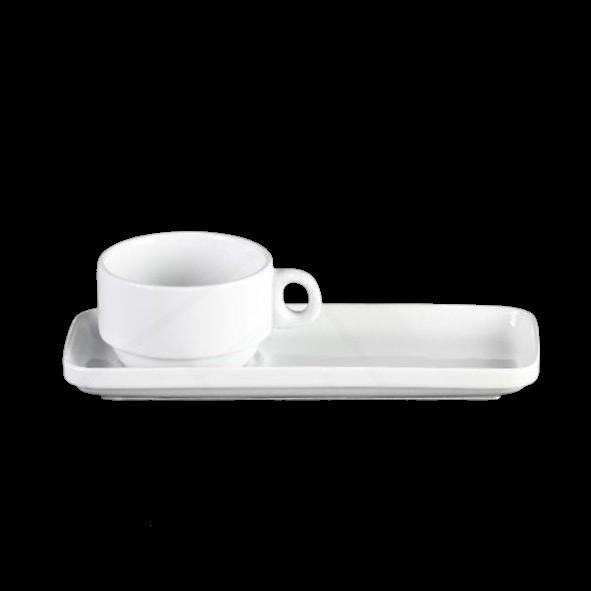 """Tee/Kaffee-Set """"Catering"""" 0,18 l mit GVP 058"""