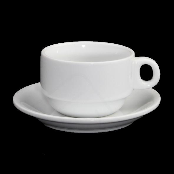 """Tee/Kaffee-Set """"Catering"""" 0,18 l mit UTA 114"""