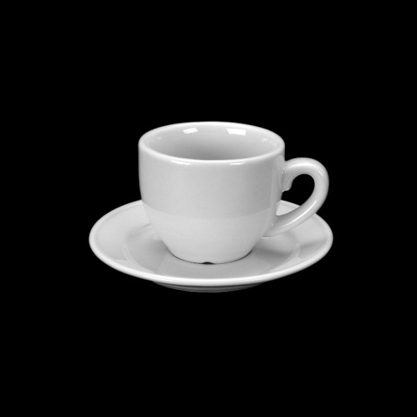 """Espressotasse 0,10 l """"Classico"""" auf Untere UTT"""