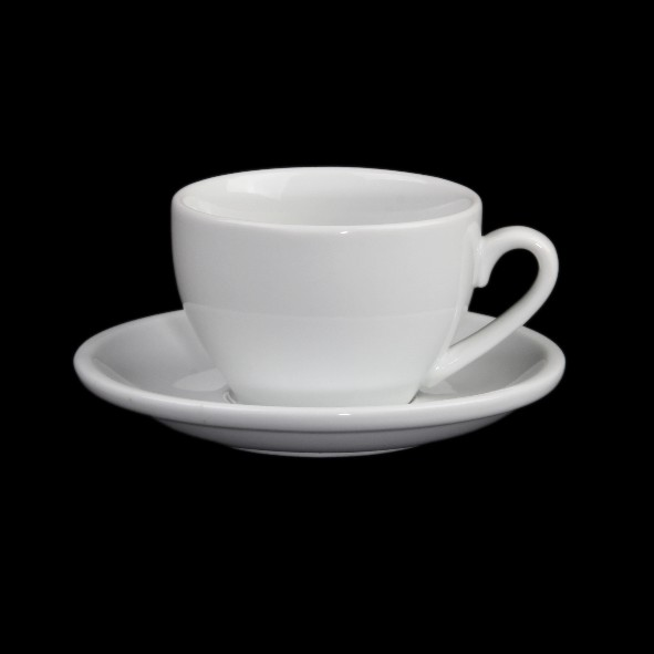 """Cappuccino-Set """"Classico"""" 0,20 l mit UTC 143 (**)"""