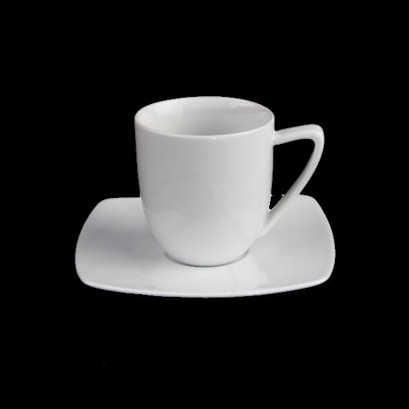 """Espresso Doppio-Set """"ConForm"""" 0,15 l mit FD 013"""