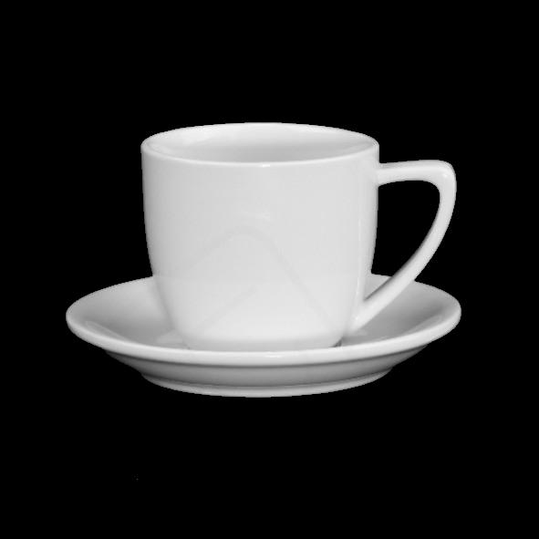"Kaffee/Cappuccino-Set ""ConForm"" 0,21 l mit UTA 114"