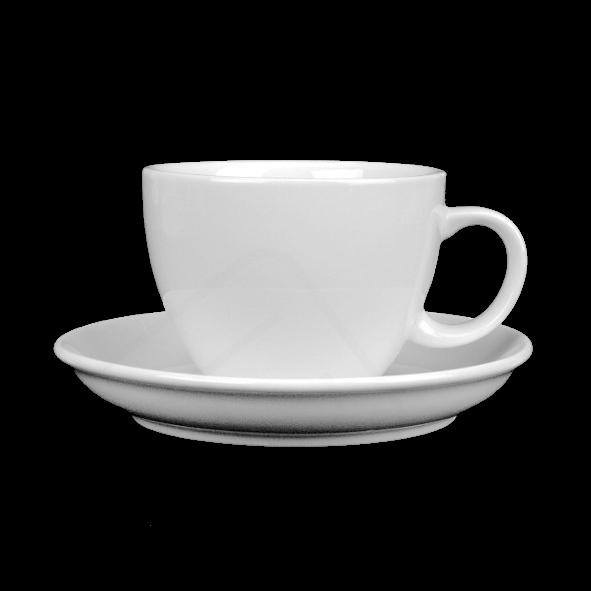 """Milchkaffee-Set """"Palermo"""" 0,39 l mit UTP 170 (**)"""