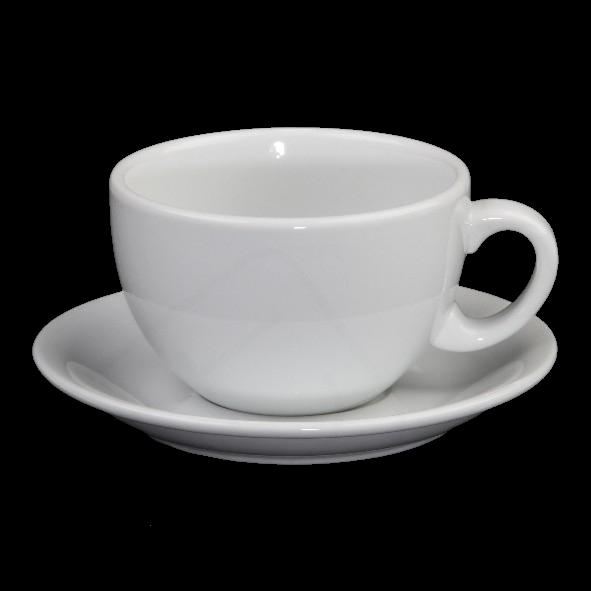 """Milchkaffee-Set """"Palermo"""" 0,35 l mit UTA 116"""