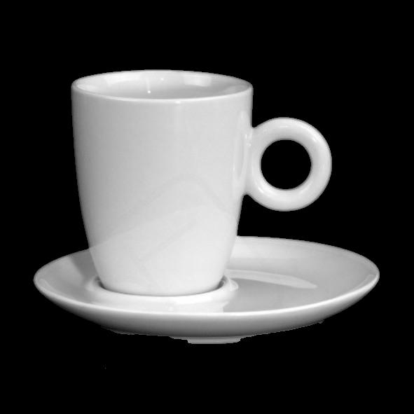 """Tee/Kaffee-Set """"Rondo"""" 0,25 l mit UTM 015 (**)"""