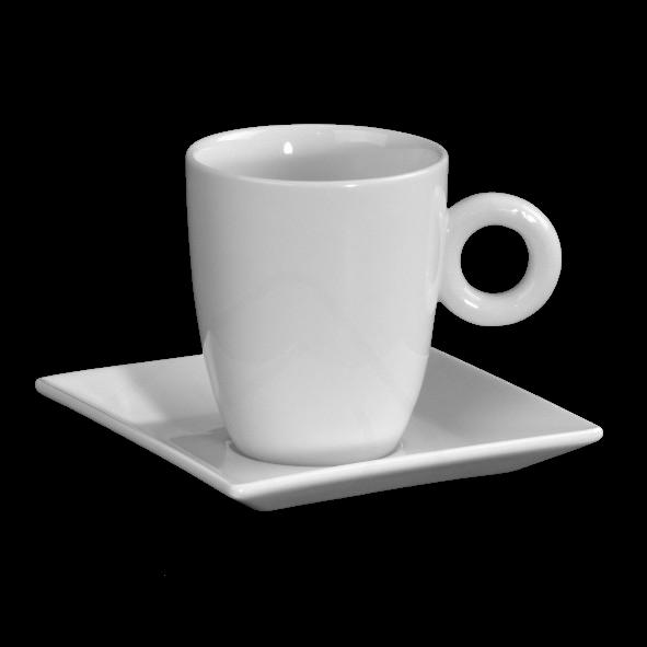 "Tee/Kaffee-Set ""Rondo"" 0,25 l mit YK 1131 (**)"