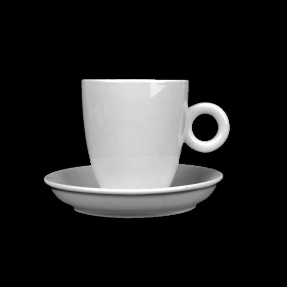 """Kaffeetasse 0,25 l """"Rondo"""" auf Untere UTP"""