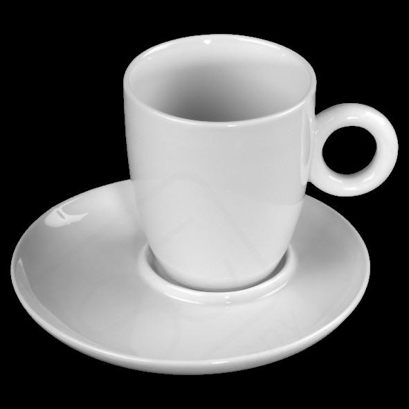 "Milchkaffee-Set ""Rondo"" 0,38 l mit UTM 017 (**)"