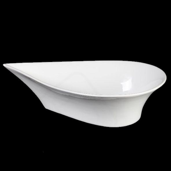 "Schale 36 cm Tropfenform ""Teardrops Bowl"" (**)"