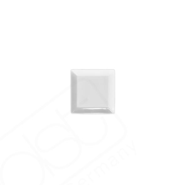 Square plate YoYo ''Kanton'' 7 cm