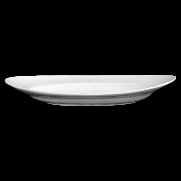 Teller tief 36 x 28 cm ''Ovali'' (*)