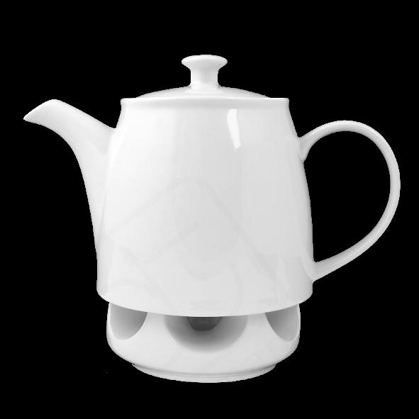 Teekanne 1,2 l auf Stövchen