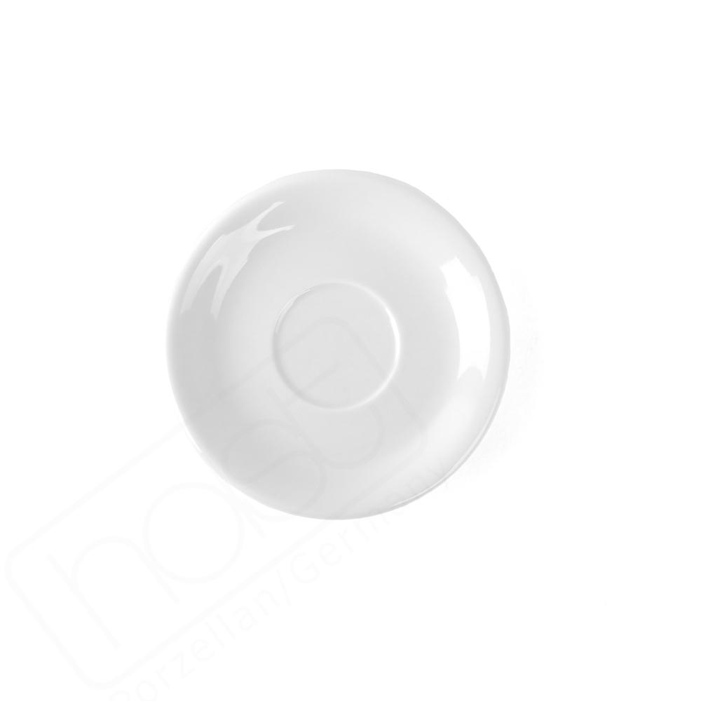 Untertasse 12 cm flache Form, Spiegel 4,2 cm