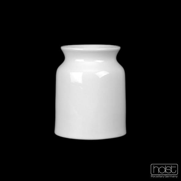 "Porzellanvase ""Kübel Modern"" 12 cm"