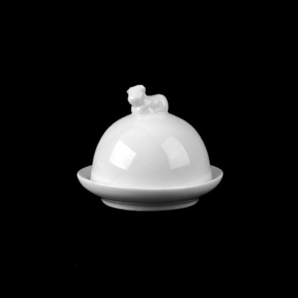 Edelbutter- & Pasteten Cloche Kuh 40 g (**)