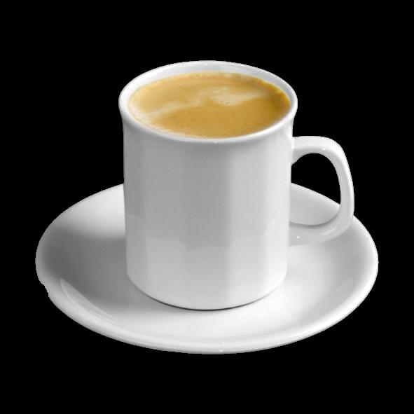 """Kaffeebecher 0,28 l """"Corner"""" auf Untere UTA"""