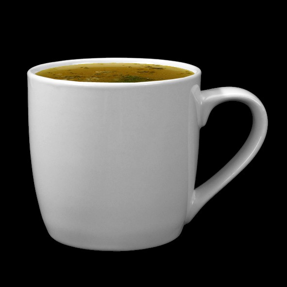 Mug for bouillon ''Basic'' 0,38 l