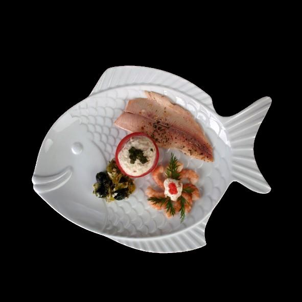 """Fischplatte/Fischteller """"Nemo"""" 40 cm"""