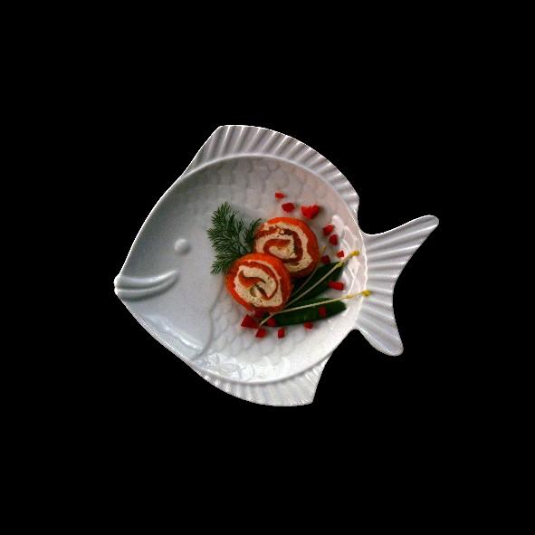 """Fischplatte/Fischteller """"Nemo"""" 30 cm"""