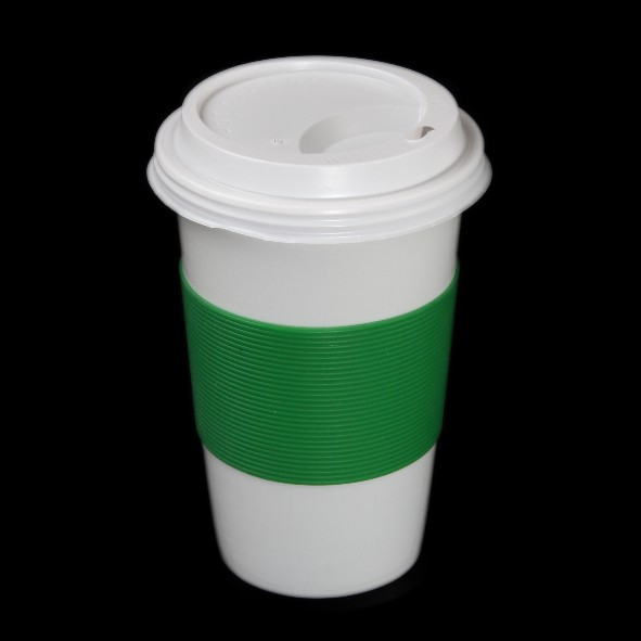 "Kaffeebecher-Set 2tlg. ""Coffee to Go"" 0,30 l"