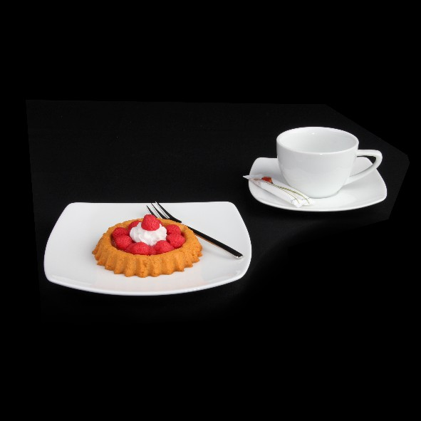 "Kaffeegedeck ""Fine Dining"" 3-tlg."
