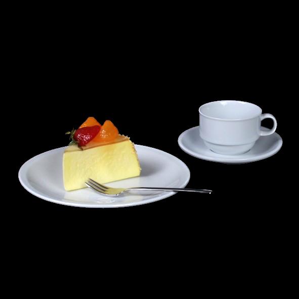 """Kaffeegedeck """"Katja Hotel"""" 3-tlg."""