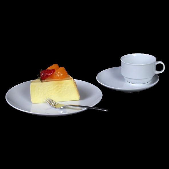 """Kaffeegedeck """"MA Hotel"""" 3-tlg. asym."""